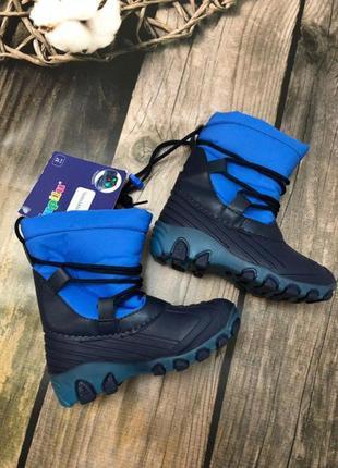 Термо ботинки сноубутси lupilu 25