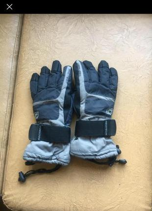 Лыжные перчатки краги