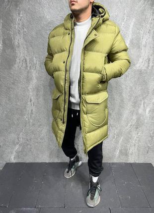Парка куртка зима