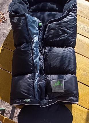 *муфта для ног*мешок для согревание*детский спальный мешок*детский чехол*зимний чехол дня прогулки*
