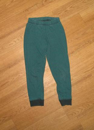 Пижамные штанишки на 3-4 года