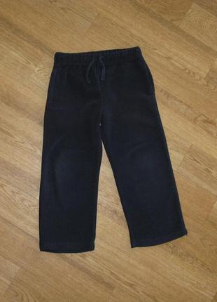 Теплые штаны на 4 года