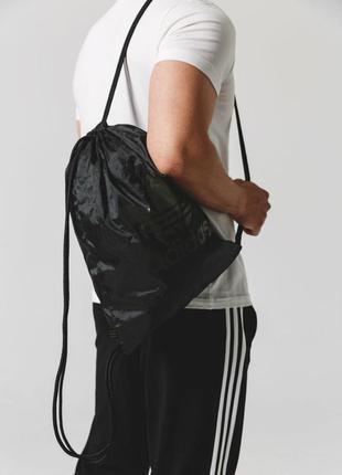 ⚫ мешок для обуви adidas