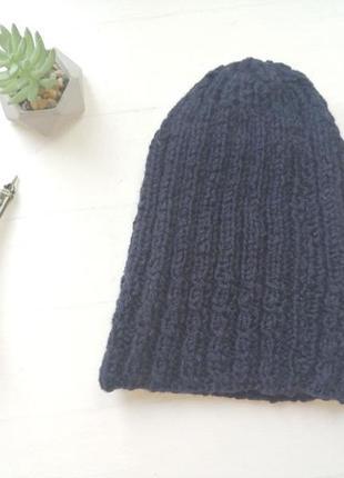 Вязанная шапка