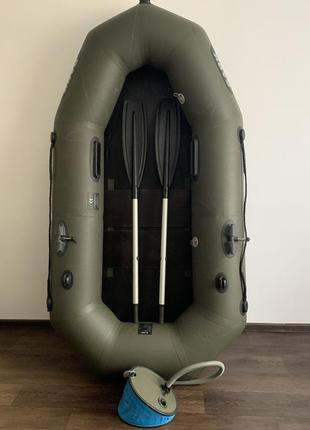 Надувная лодка bark b-220