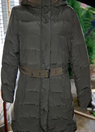 Пуховик zara down jacket вьетнам оригинал идеальный 70%-пух