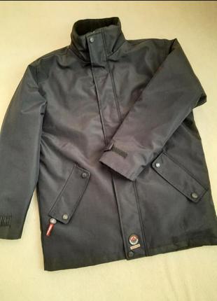 Стильна тепла термо куртка канадського бренду anapurna.