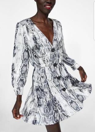 Платье zara p.s