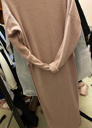Платье туника дизайнерская работа
