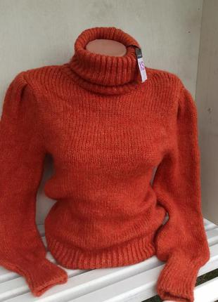 В'язаний  шикарний жіночий светр primark.