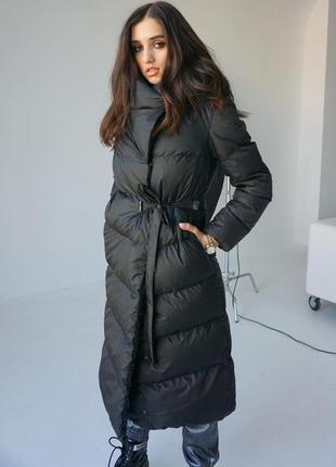 Зимова куртка/пуховик/пальто