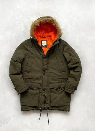Зимова куртка, парка easy