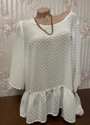 Нарядная блузка 🔥🔝