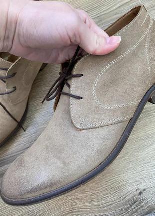 Ботинки zara в ідеальному стані 42 р