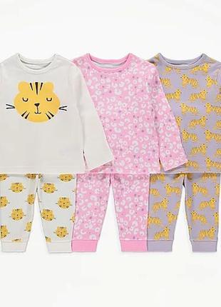 Домашние костюмчики или пижамы для девочки