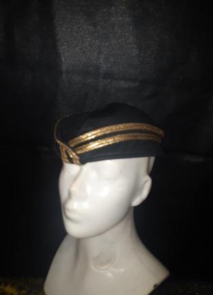 Пилотка костюм стюардессы морячки солдатки