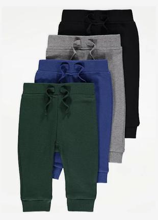 Набор штанов для мальчика от george