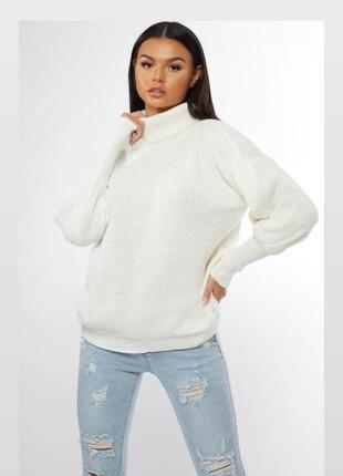 Новый свитер 🤍пышный рукав 🤍iconic desire