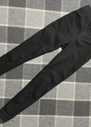 Женские чёрные джинсы джегинсы pepco
