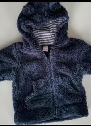 Флиска фліска кофта плюшевая з капюшоном махрова джемпер толстовка махра тепла курточка