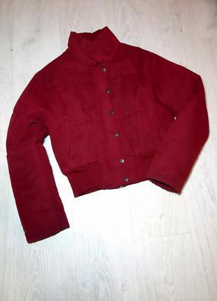 Куртка#prettylittlething 10#s#xs.