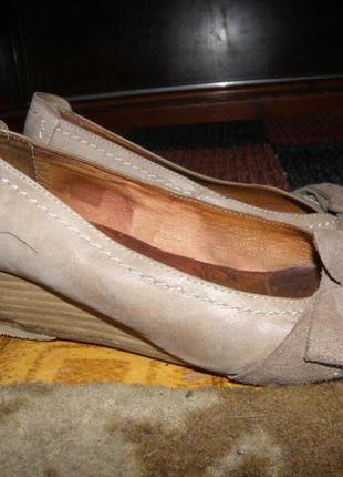 Туфли 37 р кожа