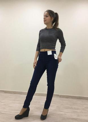 Модные джеггинсы- скинни h&m, джинсы h&m