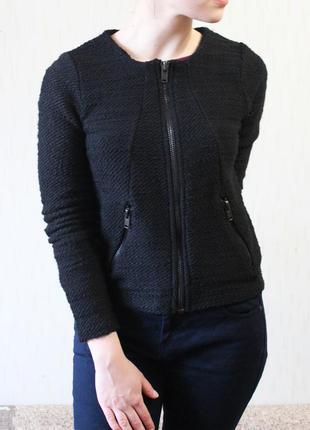Твидовый жакет, пиджак, курточка, кардиган, джемпер