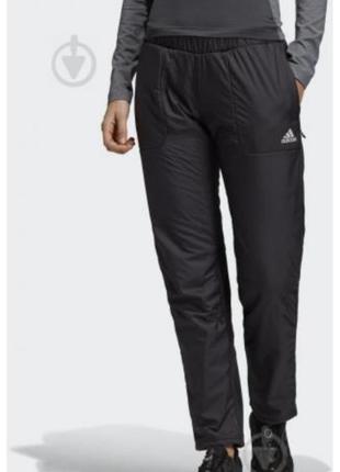 Продам теплые брюки на флисе adidas