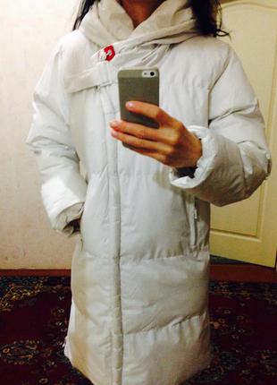 Модный пуховик-одеяло guester