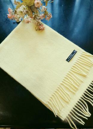 Нежный шарф из 💯 % кашемира superfine италия.