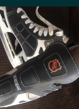 Детские хоккейные коньки ссс 92