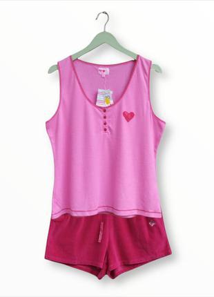 Комплект ,майка + шорты,пижама