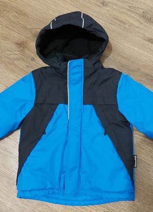 Термо куртка janda