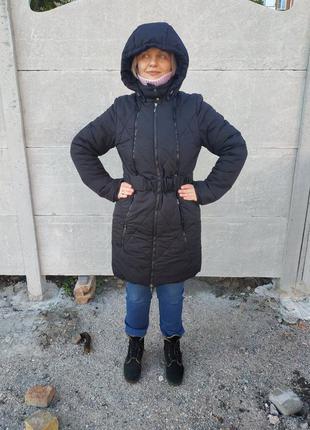 Продам зимнюю очень теплую и удобную слингокуртку