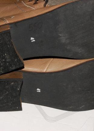 Сапоги promod натуральная кожа состояние новых 41 размер4 фото