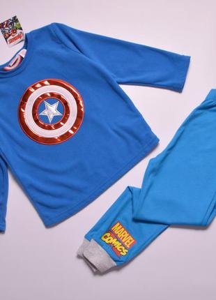 Піжамка для хлопчика primark/george, пижамка для мальчика в размере 104
