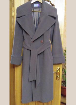 Шикарное пальто от season