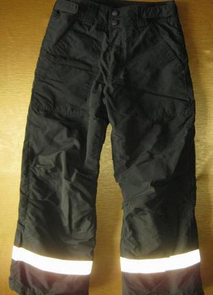Теплые спортивные брючки h&m - зима-деми - для активного отдыха и повседневной носки