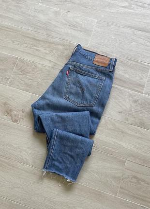 Зауженные джинсы levi's levi's 501 premium рваные джинсы levi's