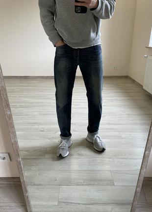 Джинсы штаны diesel зауженные джинсы diesel