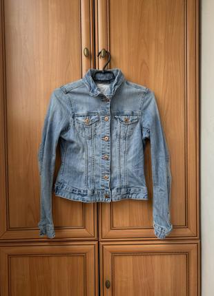 Куртка джинсовая джинсовка джынсовка