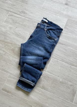 Джинсы zara зауженные джинсы zara