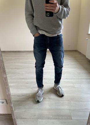 Зауженные джинсы zara man