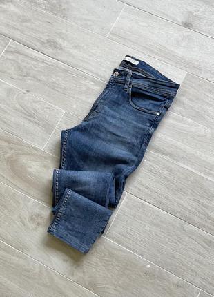 Джинсы zara зауженные джинсы zara man