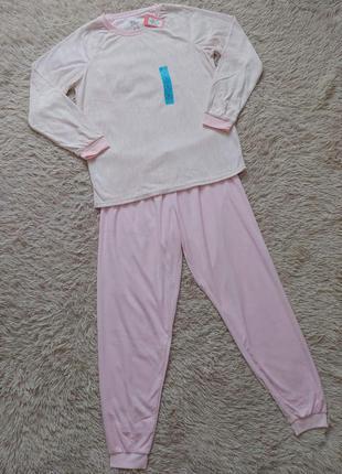 Женская теплая пижама, костюм для дома и сна primark