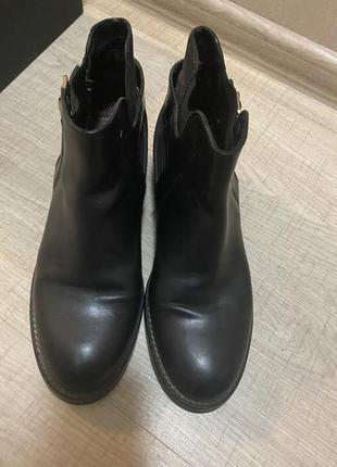 Hugo boss ботинки челси
