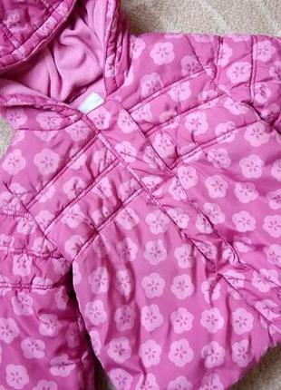 Зимняя еврозима деми классная куртка next курточка пальто
