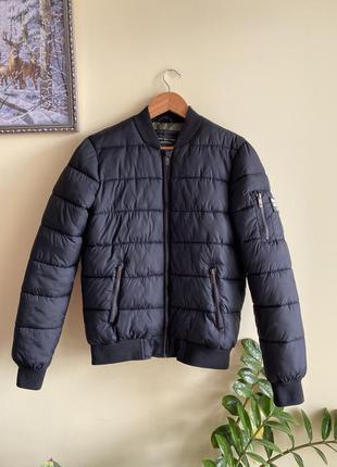 Демісезонна куртка бомбер, демисезонная куртка на 13-14 лет, here tere