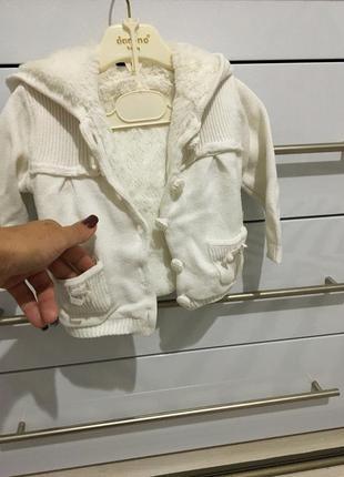 Курточка,шубка кофточка
